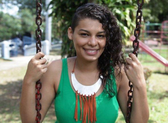 Raina Khan, propietaria de Naiva. Diana Ulloa/Confidencial.