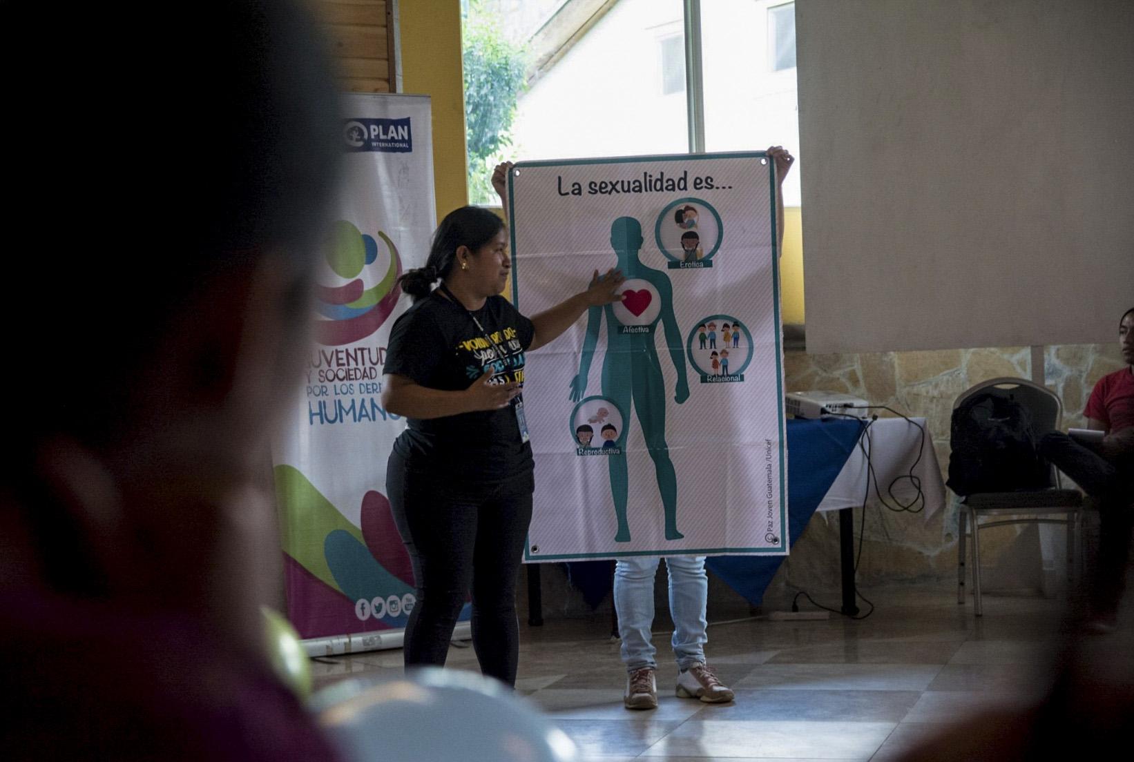 Red de Organizaciones Juveniles de Alta Verapaz - ROJAV -