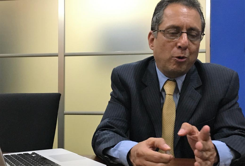 Marcos Palma, vicepresidente del Instituto de Derecho de la Competencia