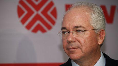 Ministro de Petróleo y Minería, Rafael Ramírez