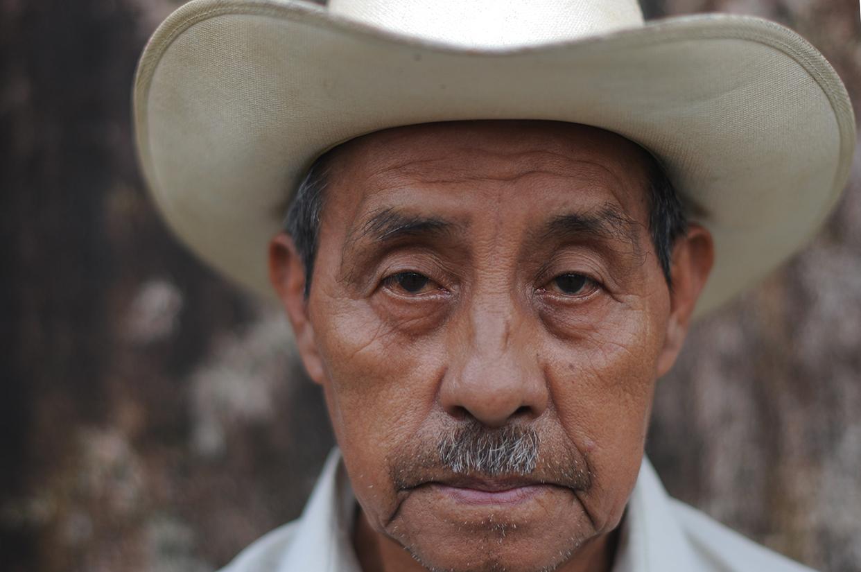 Eduardo Puac, 79 años.
