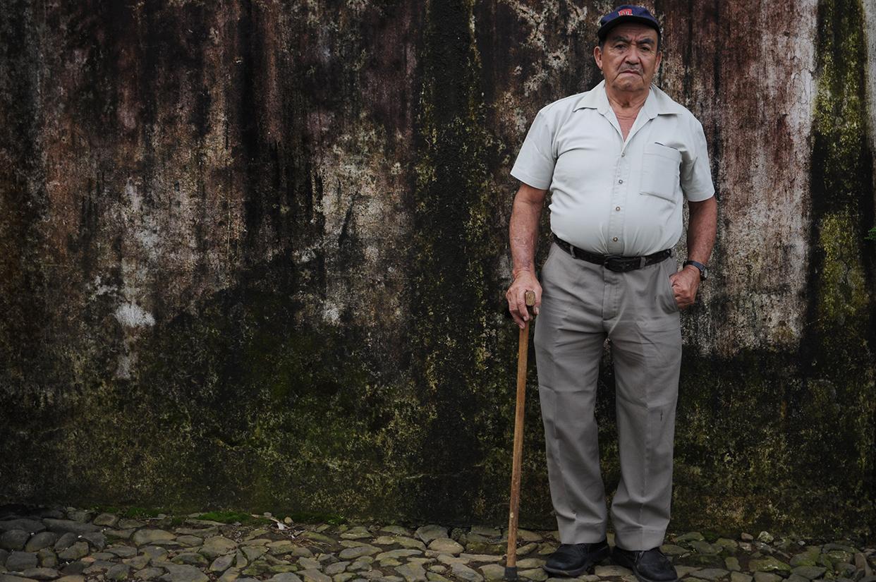 Profirio López Pérez, 75 años.