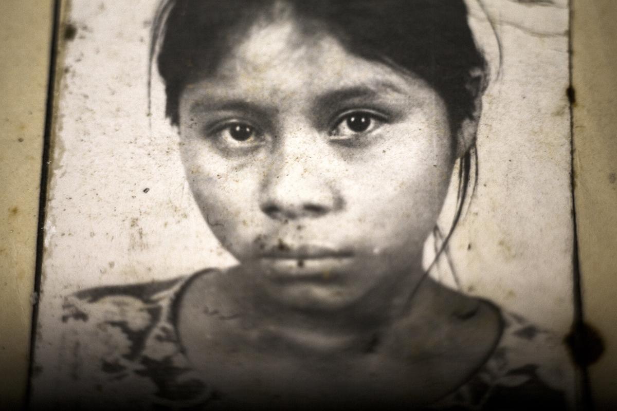 Rosa Amalia Juárez, detenida por hurto agravado