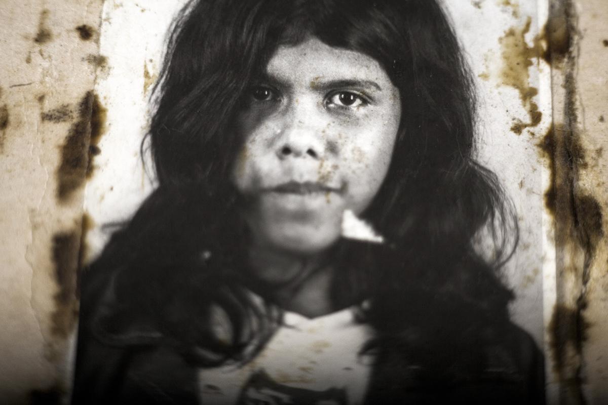 Vilma Amézquita, detenida por hurto
