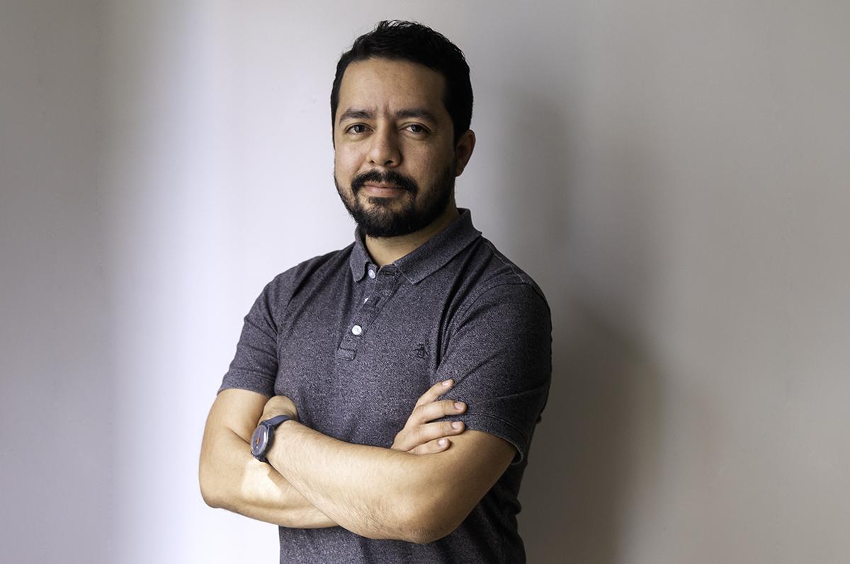 Imagen de Ricardo Marroquín