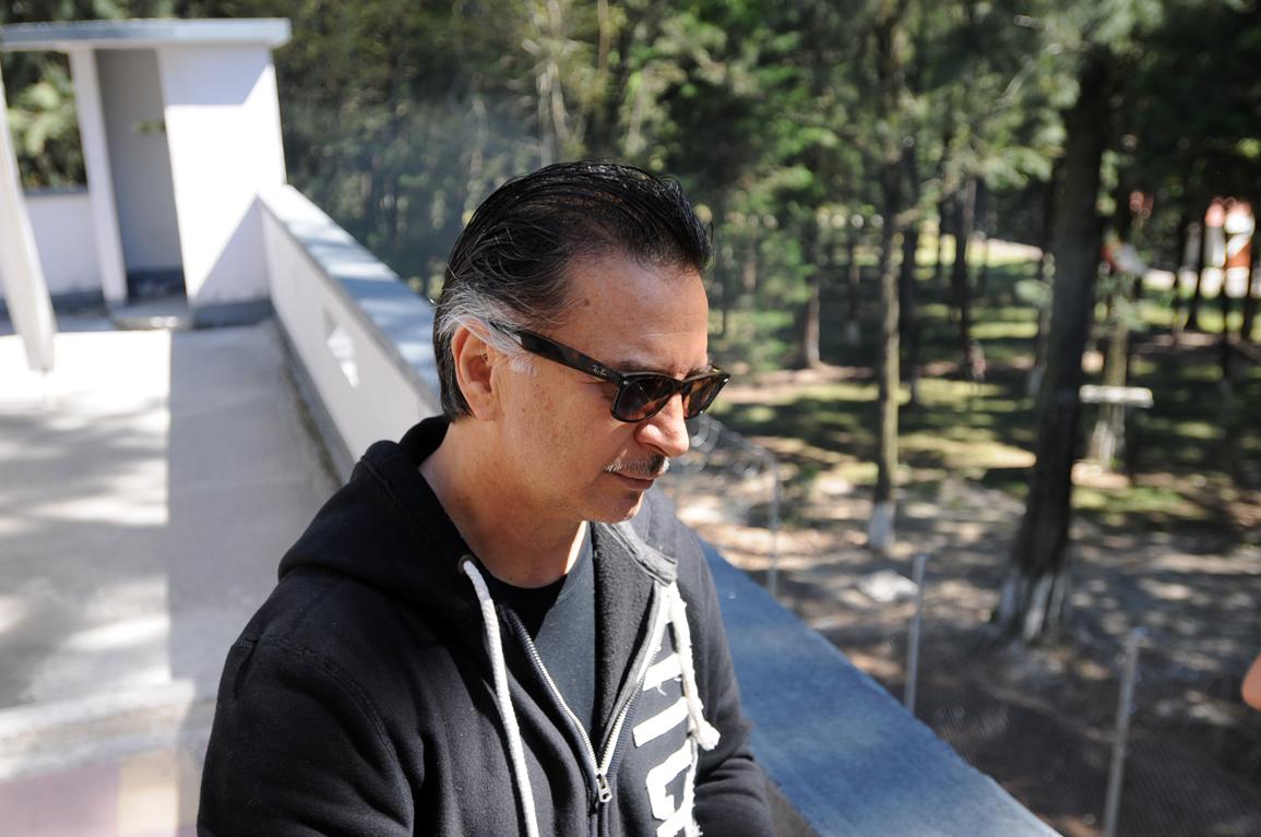 Alfonso Portillo, ex presidente de Guatemala.