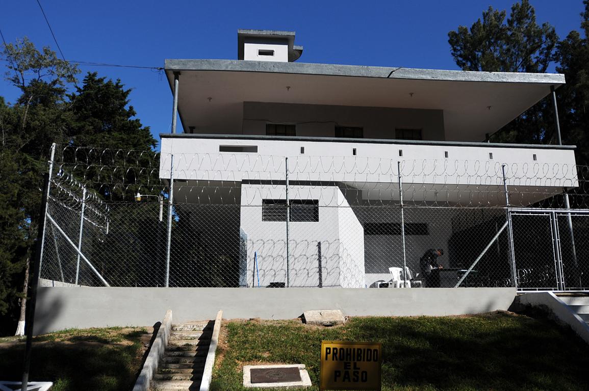 La cárcel del Mariscal Zavala.