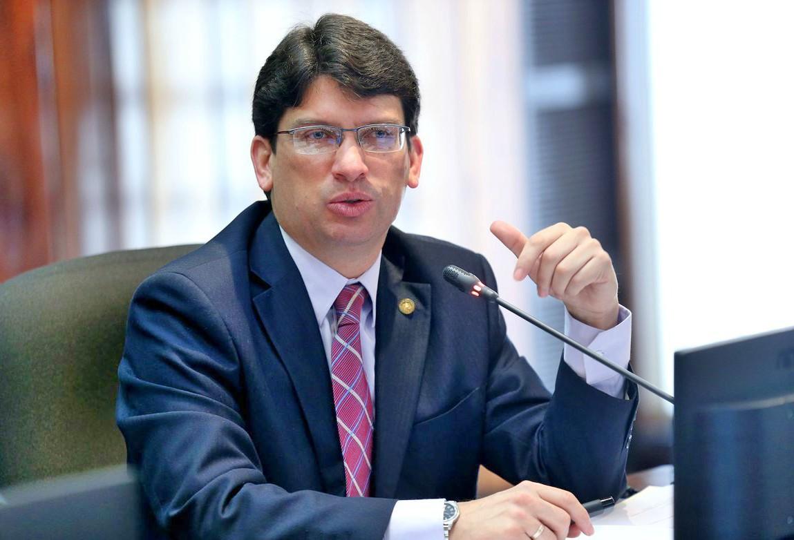 El ministro Rubén Morales en una foto de archivo