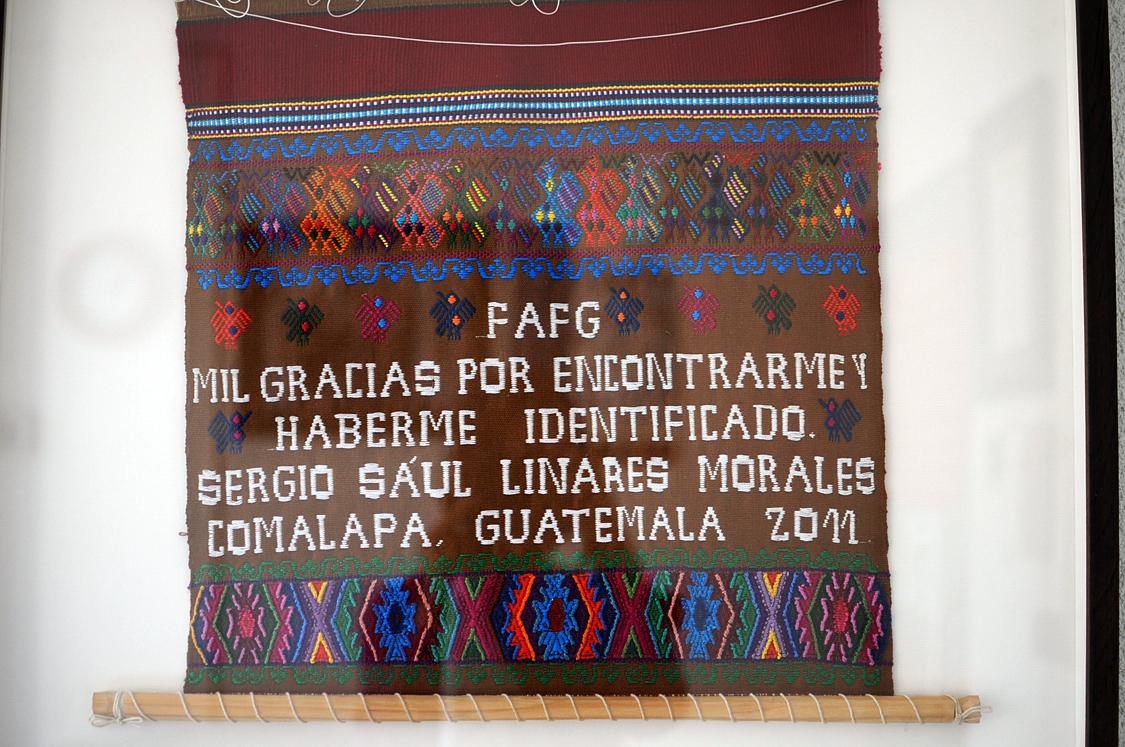 Un agradecimiento de quien estuvo desaparecido y fue encontrado: Saúl Linares.